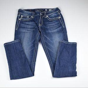 Miss Me Women Size 29 Denim Jeans,(#F360)